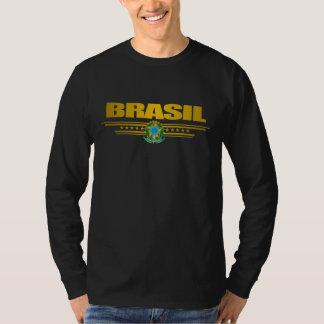 """Brasil Gold"" Apparel Shirt"