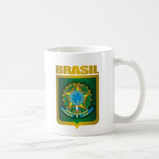 """""""Brasil Gold"""" Coffee Mug"""