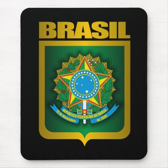 """Brasil Gold"" Mouse Pad"