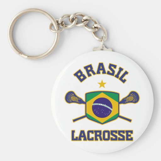 Brasil Key Chains