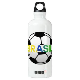 Brasil La Seleçao Ball Shirt SIGG Traveler 0.6L Water Bottle