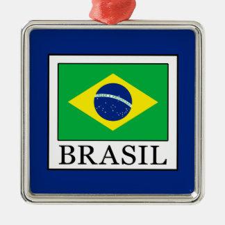Brasil Metal Ornament