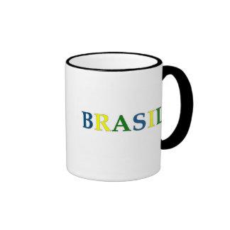 brasil ringer coffee mug