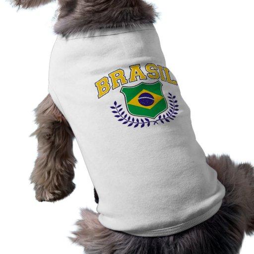 Brasil Pet T Shirt