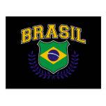 Brasil. Postcard