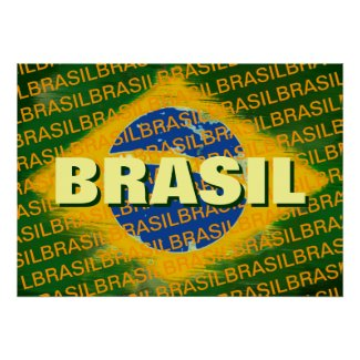 Brasil Print