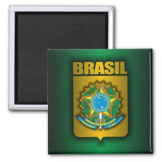 """""""Brasil Steel"""" Magnet"""