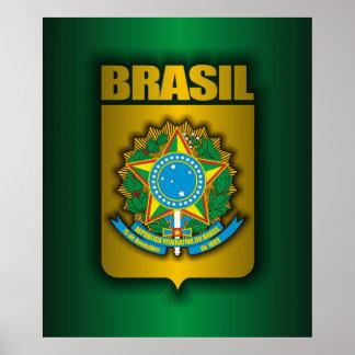 """""""Brasil Steel"""" Posters & Prints"""