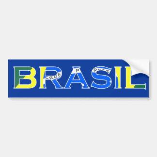 """Brasil"" sticker"