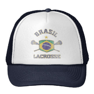 Brasil-Vintage Trucker Hat