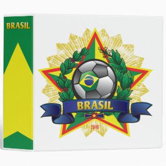 Brasil World Cup Binder