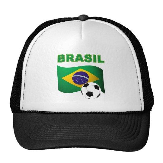 Brasil World Cup t-shirt Trucker Hat