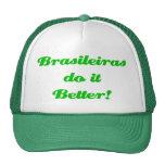 ¡Brasileiras mejora! Gorro