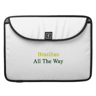 Brasilen o hasta el final funda macbook pro