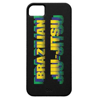 Brasilen@o Jiu-Jitsu iPhone 5 Protectores