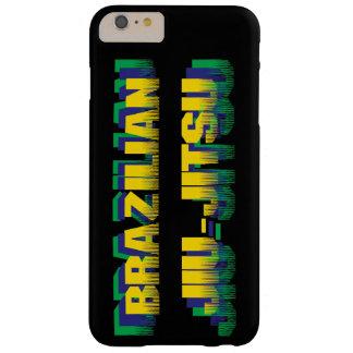 Brasilen@o Jiu-Jitsu Funda Barely There iPhone 6 Plus