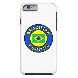 Brasilen@o Jiu-Jitsu Funda Para iPhone 6 Tough