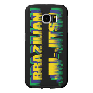 Brasilen@o Jiu-Jitsu Funda Samsung Galaxy S6