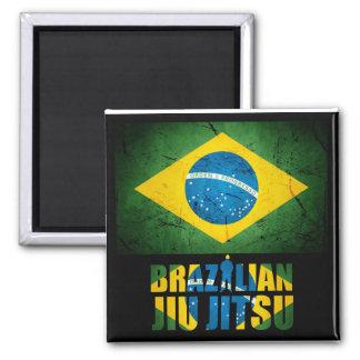 Brasilen@o Jiu Jitsu - imán