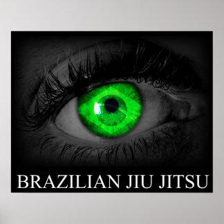Brasilen@o Jiu Jitsu - poster de Vision