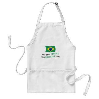 Brasilen@o perfecto delantal