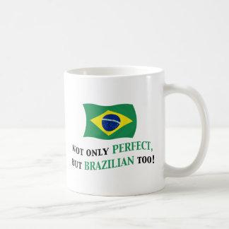 Brasilen o perfecto tazas de café