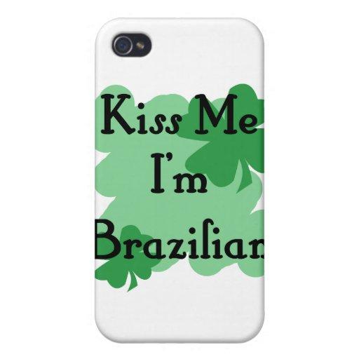 brasileño iPhone 4/4S carcasa