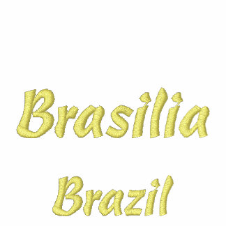 Brasilia Brazil Polo Shirt
