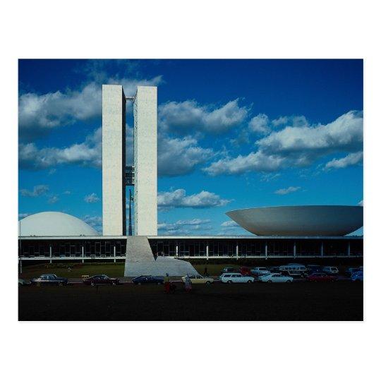 Brasilia, Brazil Postcard