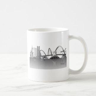 Brasilia city coffee mug