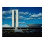 Brasilia, el Brasil Tarjetas Postales