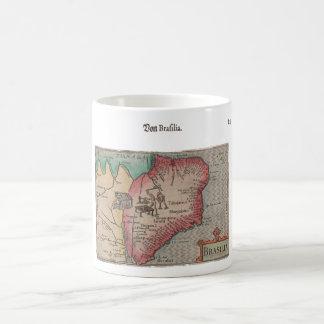 Brasilia (here. 1616) coffee mug