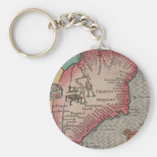 Brasilia (here. 1616) keychain