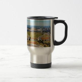 Brasilia 15 Oz Stainless Steel Travel Mug