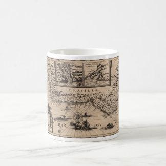 Brasilia, Reys-Boeck (1624) Coffee Mug