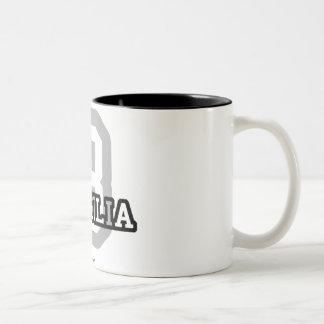 Brasilia Two-Tone Coffee Mug