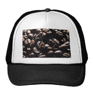 Brasilian-coffee1232 BRASILIAN COFFEE BEANS COFFEE Mesh Hat