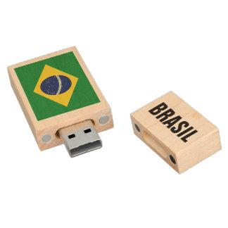 Brasilian flag USB pendrive flash drive   Brasil