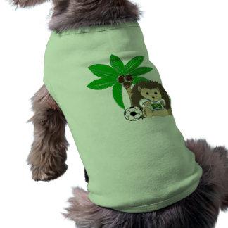 Brasilian HedgeHog Dog Clothing