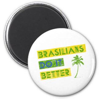Brasilians mejora iman