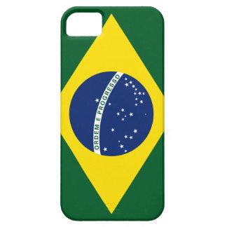 Brasilien-Flagge iPhone SE/5/5s Case