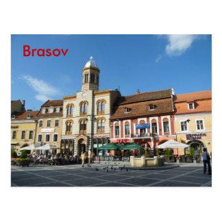 Brasov céntrico tarjetas postales