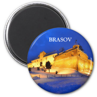 Brasov Fortress in Romania, Magnets