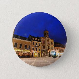 Brasov in Transylvania, Romania Pinback Button
