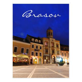 Brasov in Transylvania, Romania Postcard