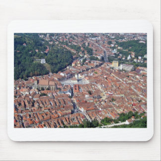 Brasov, Romania: historic  part old town 1 Mouse Pad