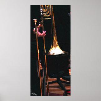 Brass Allure II Poster
