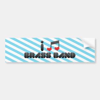 Brass Band Bumper Sticker