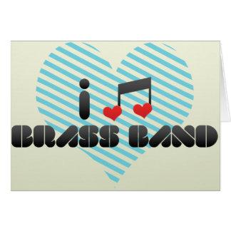 Brass Band Card