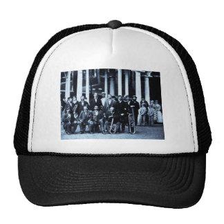 Brass Band-  Saratoga Springs, New York  1860s Trucker Hat